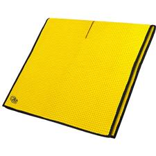 Club Glove Microfiber Monogram Caddy Towel - Neon Yellow