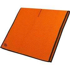 Club Glove Microfiber Monogram Caddy Towel - Neon Orange