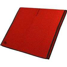 Club Glove Microfiber Monogram Caddy Towel - Red