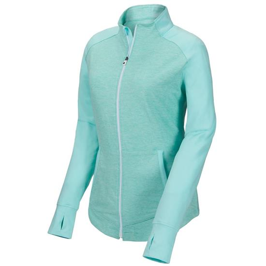 FootJoy Brushed Back Space Dye Mid Layer for Women