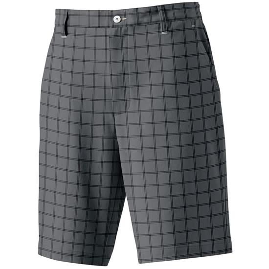 FootJoy Men's Performance Plaid Shorts