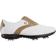 FootJoy Tailored Collection Croc Print Golf Shoe for Women