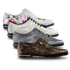 FootJoy Wide Tailored Collection Spikeless Golf Shoes for Women