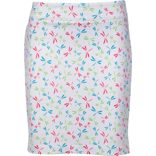 Greg Norman Dragonfly Print Knit Skort for Women