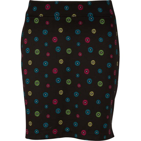 Greg Norman Starburst Print Knit Skort for Women