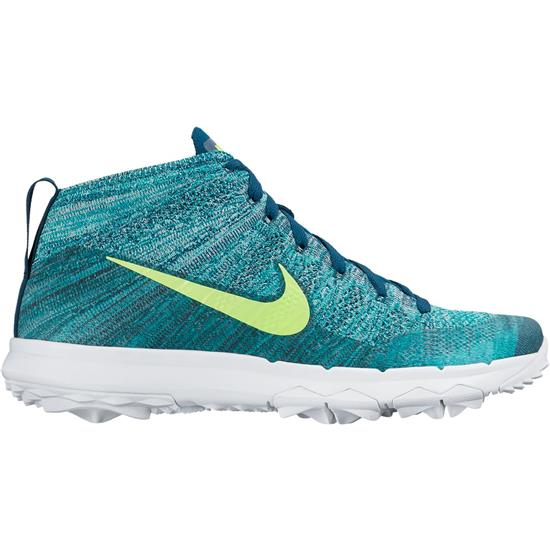 Nike Men's Flyknit Chukka Golf Shoe Manufacturer Closeouts