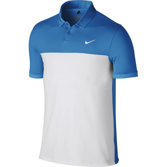 Nike Men's Icon Color Block Polo - 2016 Model