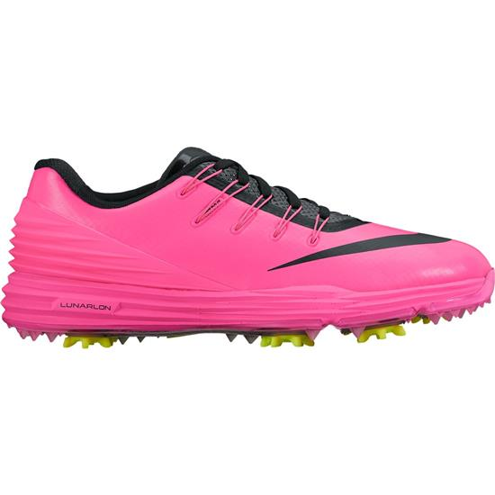 01cc783e502c Nike Lunar Control 4 Golf Shoes for Women - Pink Blast-Volt-Black