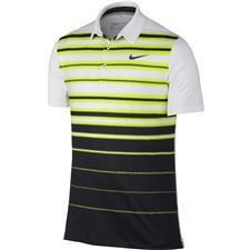 Nike Men's Mobility Fade Stripe Polo