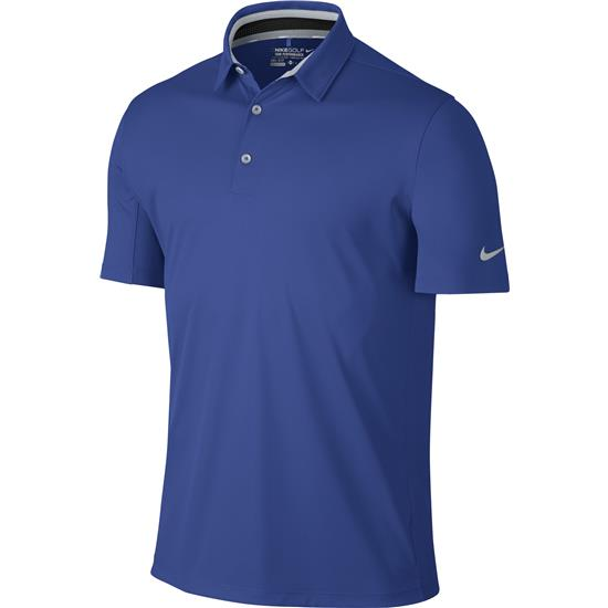Nike Men's Mobility Heather Pique Polo Manf. Closeout