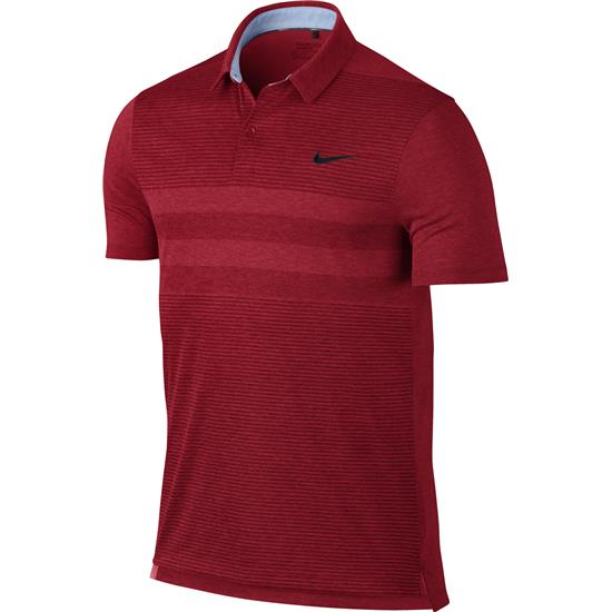 Nike Men's Modern Fit TR Dry Stripe Polo