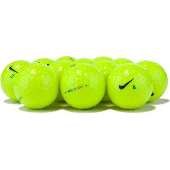 Nike RZN Speed White Volt Golf Balls