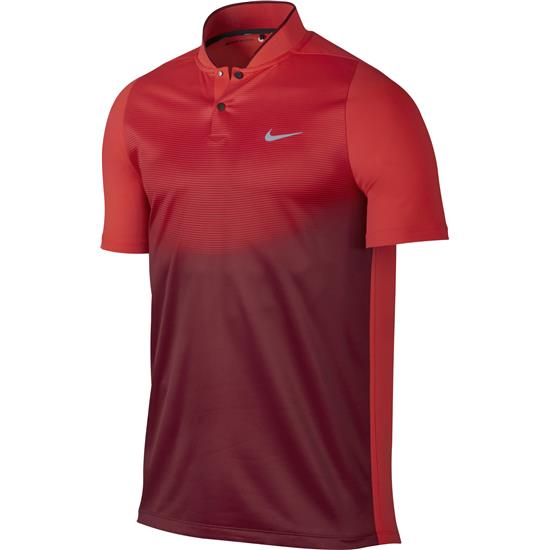 Nike Men's TW VL Max Sphere Print Polo