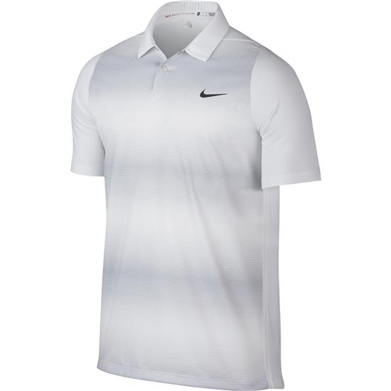 Nike Men's TW VL Max Sphere Stripe Polo Manf. Closeout