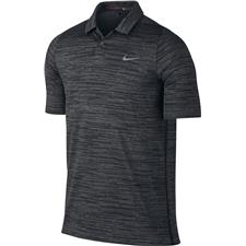 Nike Men's TW VL Max Swing Knit Heather Polo