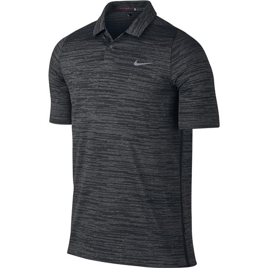 Nike Men's TW VL Max Swing Knit Heather Polo Manf. Closeout
