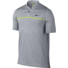 Nike Men's TW VL Max Swing Knit Stripe Polo