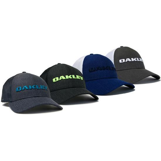 Oakley Men's Heather New Era Snap-Back Hat