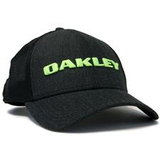 Oakley Men's Heather New Era Snap-Back Hat - Laser