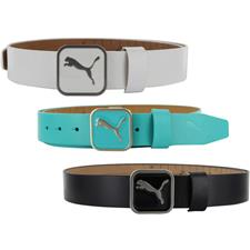 Puma Cut-to-Length Square Fitted Belt