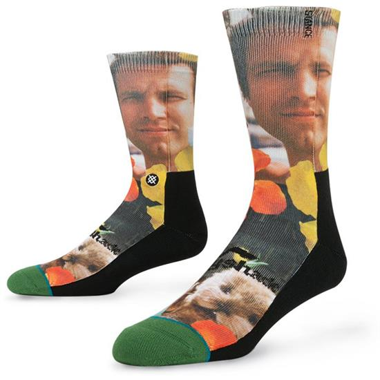 Stance Men's Caddy Mash Crew Socks
