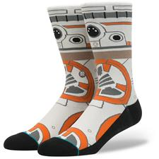Stance Men's Star Wars BB8 Crew Socks