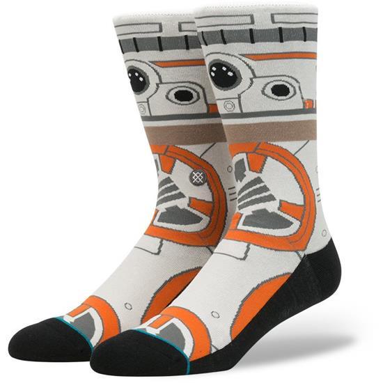 Stance Men's Star Wars BB8 Crew Socks