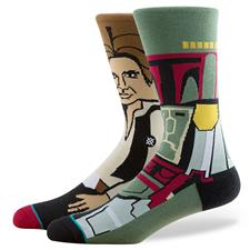 Stance Men's Star Wars Bounty Crew Socks