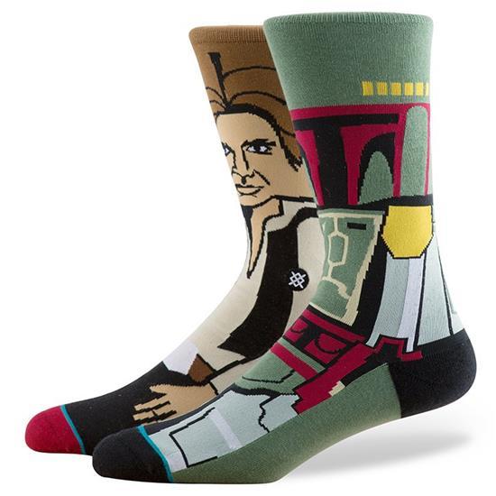 Stance Men's Star Wars Bounty Crew Socks