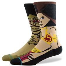 Stance Men's Star Wars Princess Crew Socks