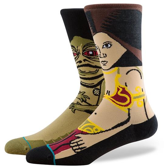 Stance Men's Star Wars Princess Crew Socks