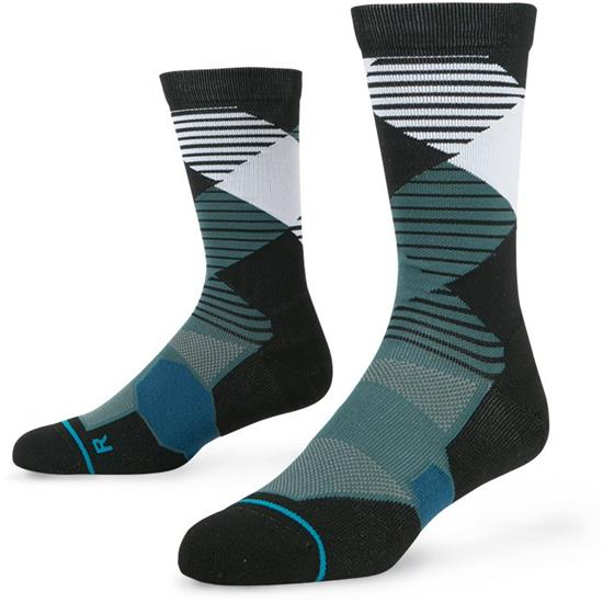 Stance Men's Threaded Crew Socks