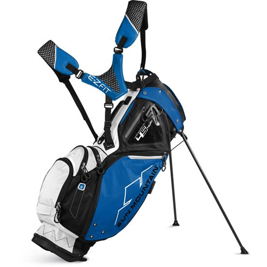 Sun Mountain 4.5 LS 14-Way Stand Bag - 2017 Model