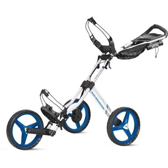 Sun Mountain Speed Cart GT Push Cart - 2017 Model