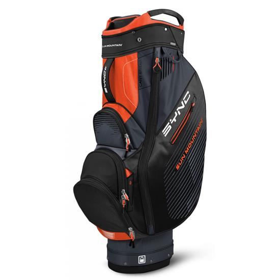 Sun Mountain Sync Cart Bag - 2017 Model
