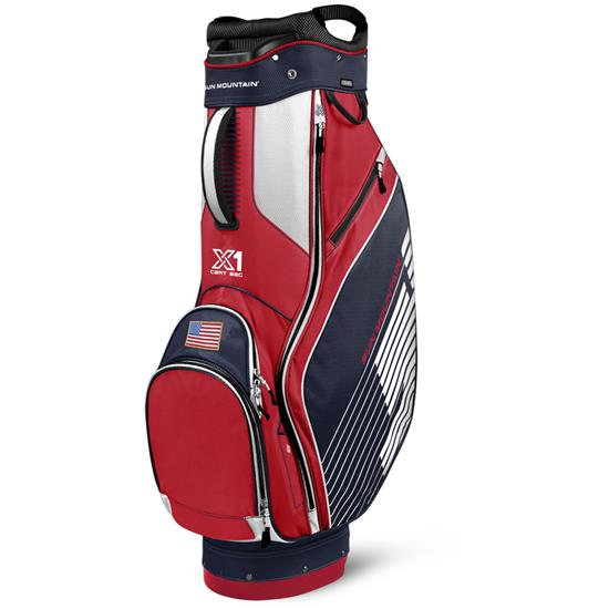 Sun Mountain X1 Cart Bag - 2017 Model