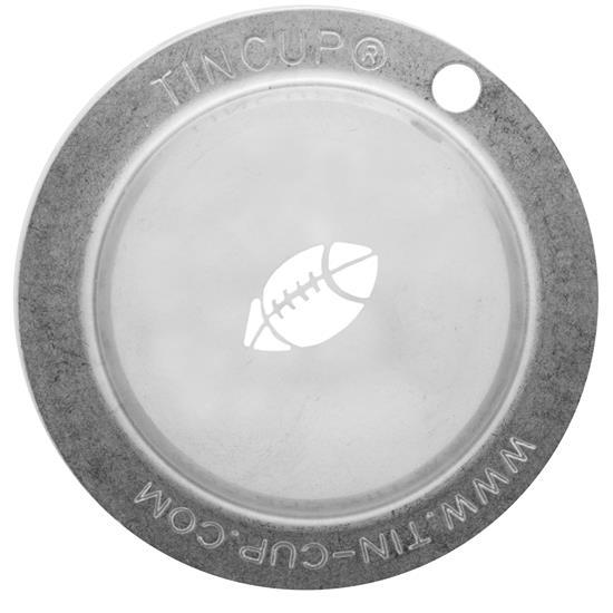 Tin Cup Metal Tin Cup