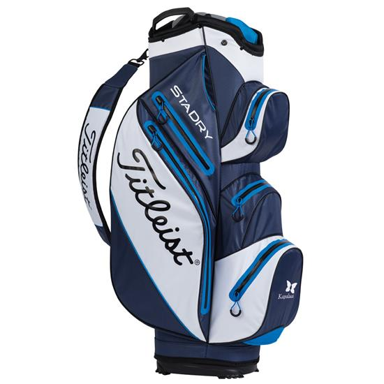 Titleist StaDry Waterproof Custom Logo Cart Bag