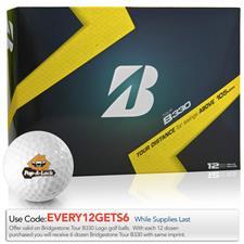 Bridgestone Custom Logo Tour B330 Golf Balls