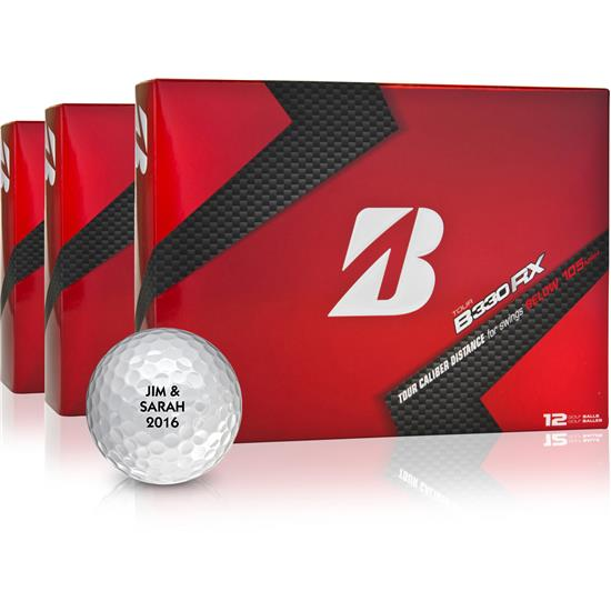 Bridgestone Tour B330-RX Golf Balls - Buy 2 DZ Get 1 Free DZ