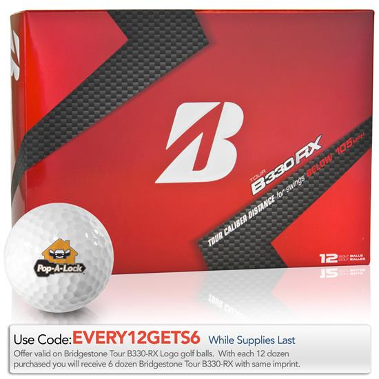 Bridgestone Tour B330-RX Golf Balls
