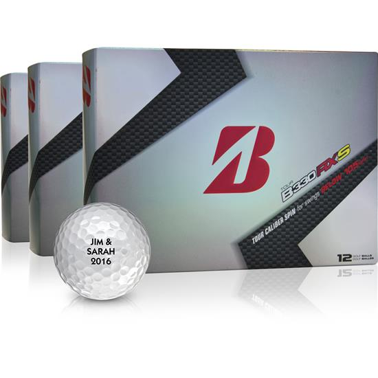 Bridgestone Tour B330-RXS Golf Balls - Buy 2 DZ Get 1 DZ Free