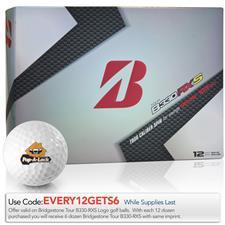 Bridgestone Tour B330-RXS Custom Logo Golf Balls