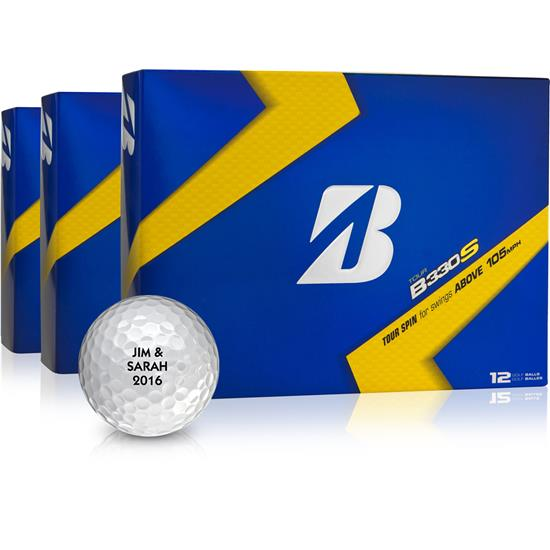 Bridgestone Tour B330-S Golf Balls - Buy 2 DZ Get 1 DZ Free