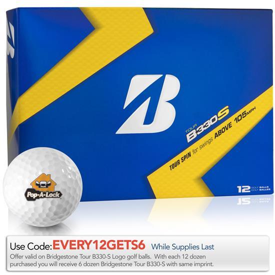 Bridgestone Tour B330-S Golf Balls