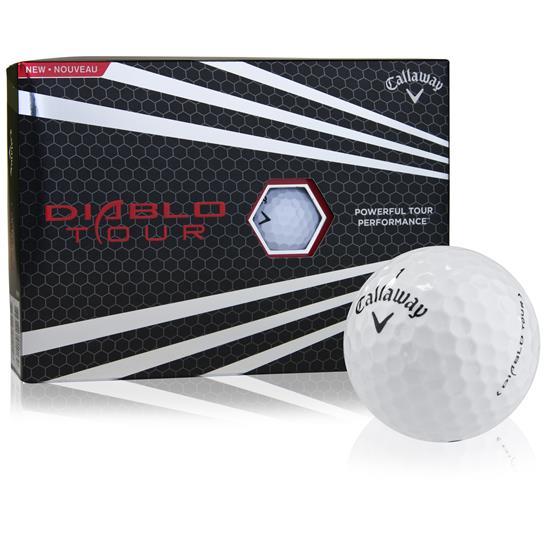 Diablo Tour Golf Ball Review