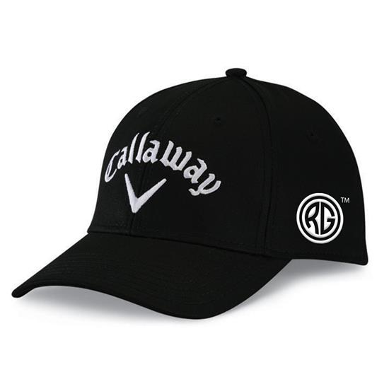 Callaway Golf Men's Performance Side Crested Hat with RG Logo