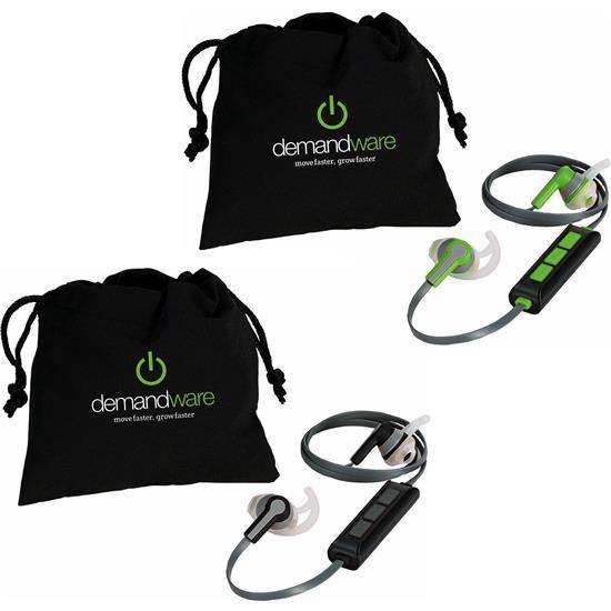 Custom Logo Boom Bluetooth Earbuds