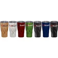 Custom Logo Travel Tumbler - 20oz