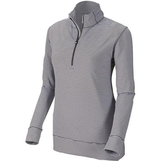 FootJoy Lightweight Half-Zip Logo Mid Layer for Women